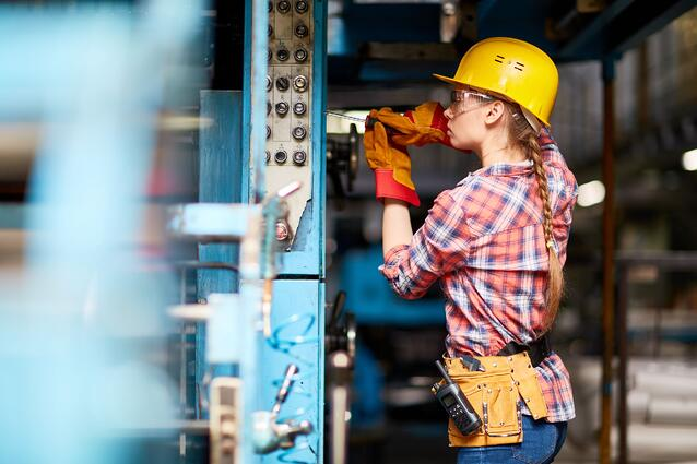 Remote Training for an Electrical Technician