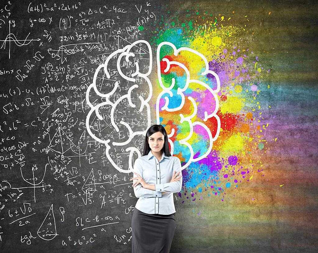 balancing left and right brain as a business owner