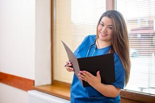 starting a career in healthcare