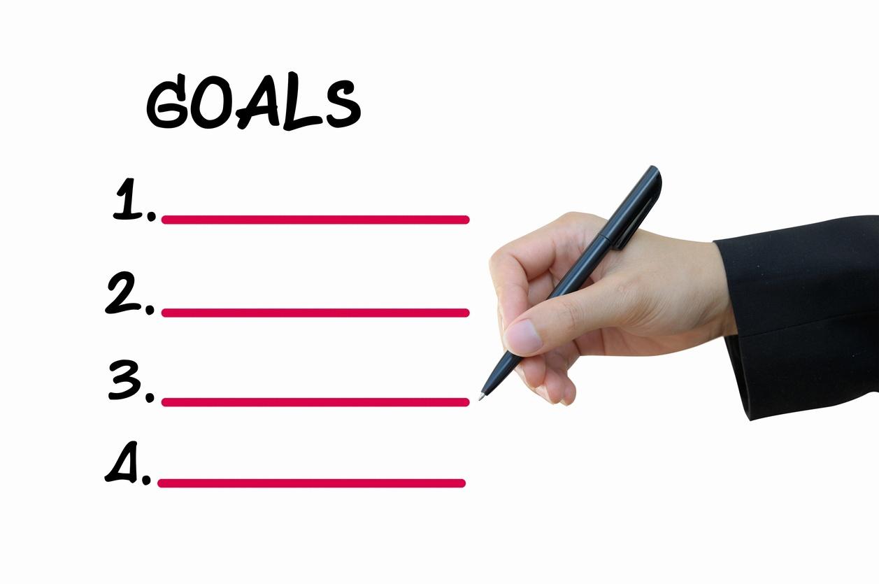 set professional goals