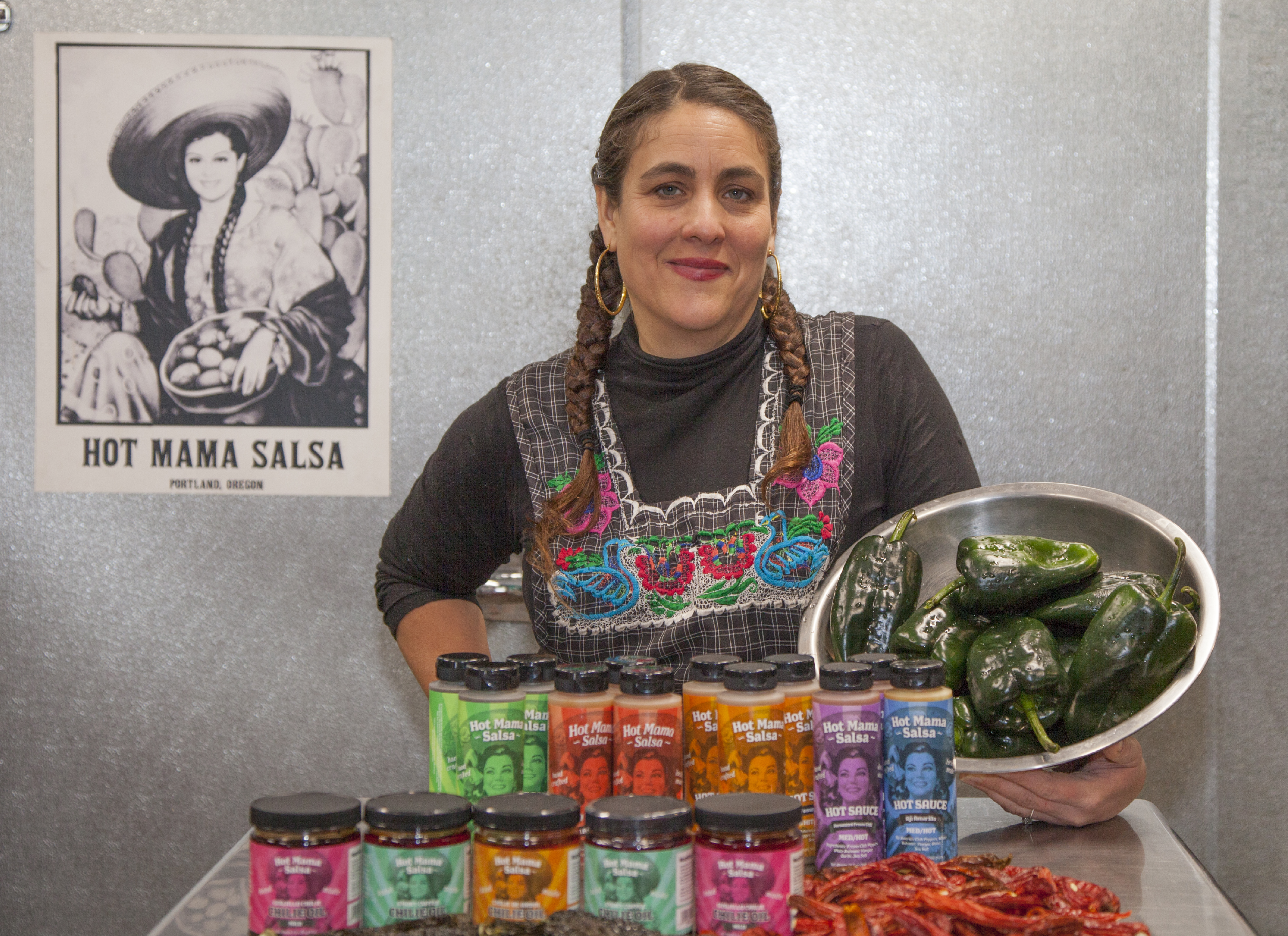 Hot Mama Salsa, Maker 282cr