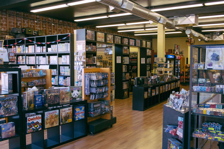 Red Castle Games storefront