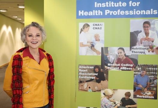 Instructor Spotlight: Director of IHP, Sheila Meserschmidt
