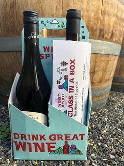 Wine Class in a Box