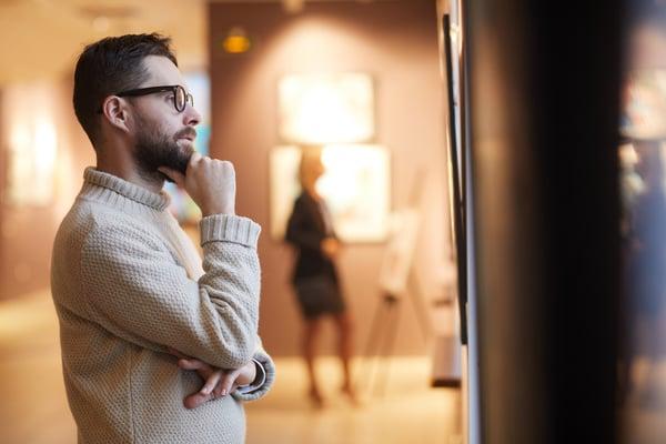 Art as a side hustle