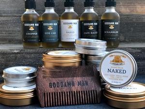 GDM Beard Oil Products