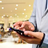 shopping-by-mobile-device