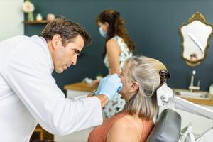 Lip injection - Aluma Aesthetics